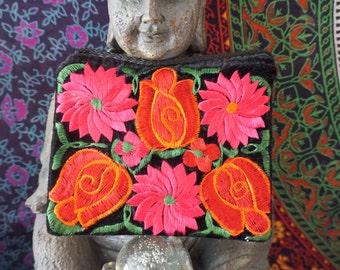 Hand Embroidered Guatemalan Purse