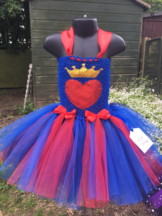 Disney Descendants Evie Inspired Tutu Dress
