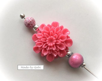 Cloth pin pink