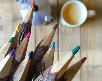 Coffee Photography 5x5 Art Print - Coffee Love, Gift for Artists, Art Studio Decor Wall Print