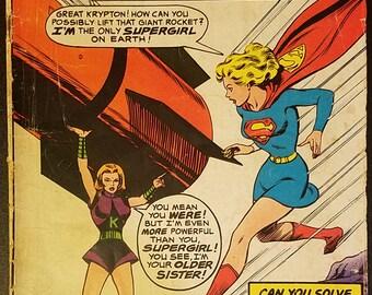 Adventure Comics #386 (1969) Comic Book