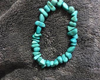 Magnesite Stone Bracelet