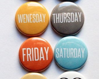 My Life Days of the Week Flair