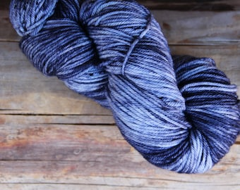 Superwash Merino DK Weight Yarn in color 'Keskitalvi'