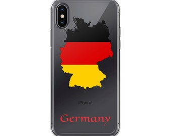 Germany Soccer World Cup Fifa Germany Flag Germany Pride Germany iPhone Case Germany