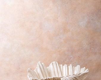 Photography Backdrop, handpainted newborn backdrop, children photography, beige, 135 X 210 cm, 4ft5in x 6ft11in, UK seller,