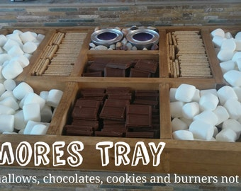 S'mores Tray party Bar