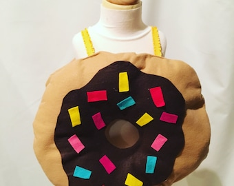 Donut costume Halloween pageant wear unisex costume baby toddler child sizes & Donut costume | Etsy