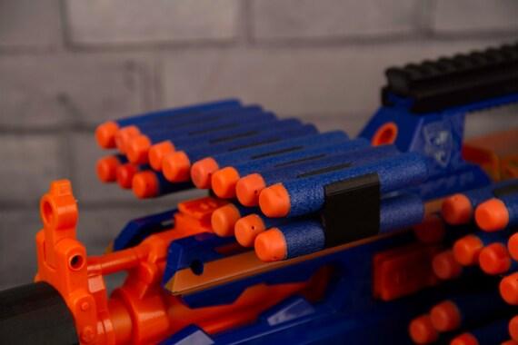 2 pc Bandolier Wrist Hand Strap Clip Charger Darts Ammo Storage for Toy gun  Blasters Cartridge