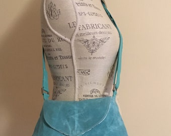 The PBF Bea Bag - Turquoise Limited edition (44)