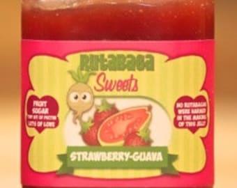 Strawberry Guava Jelly