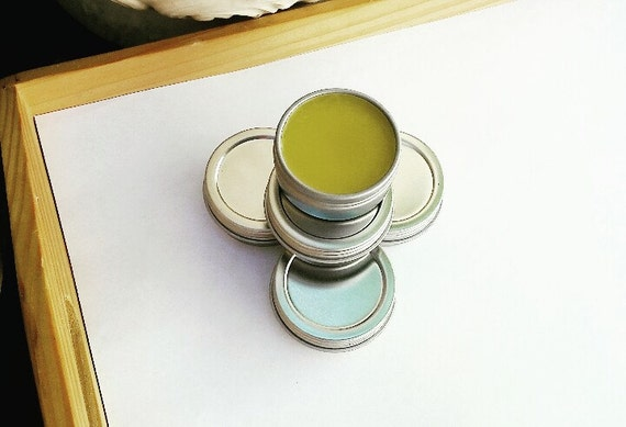 Eucalyptus Chest Rub, Salve - Ointment - Balm, Old Fashioned & Organic, Eco Friendly, Sutainable Living