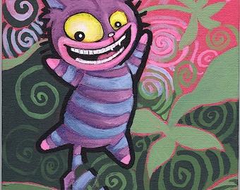 Cheshire Cat - high quality print