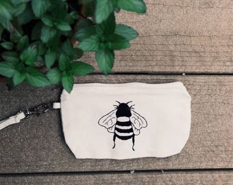 Bumblebee Pencil Pouch
