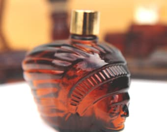 Bottle Indian AVON WILD COUNTRY collection