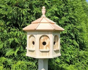 Gazebo Birdhouse Large