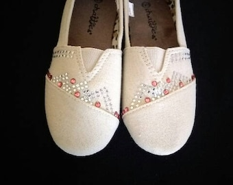Customized Bob Shoes for Toddler Girls