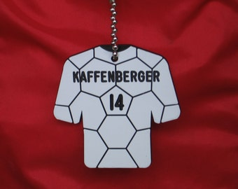 Personalized Soccer Gifts / Soccer T-Shirts /  Soccer Bag Tags / Soccer Shirts