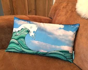 The Wave Cushion