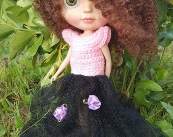 Dress for Blythe Handmade