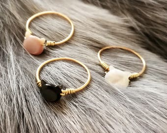 Cat jewelry Etsy
