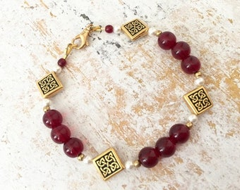 Celtic Jewelry Bracelet