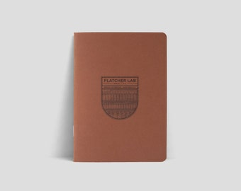Whiskey tasting journal - pocket notebook Flatcher | A6 | Special pages | Field Notes journal. Soft cover notebooks