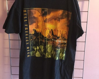 Eagles Hell Freezes Over tee shirt