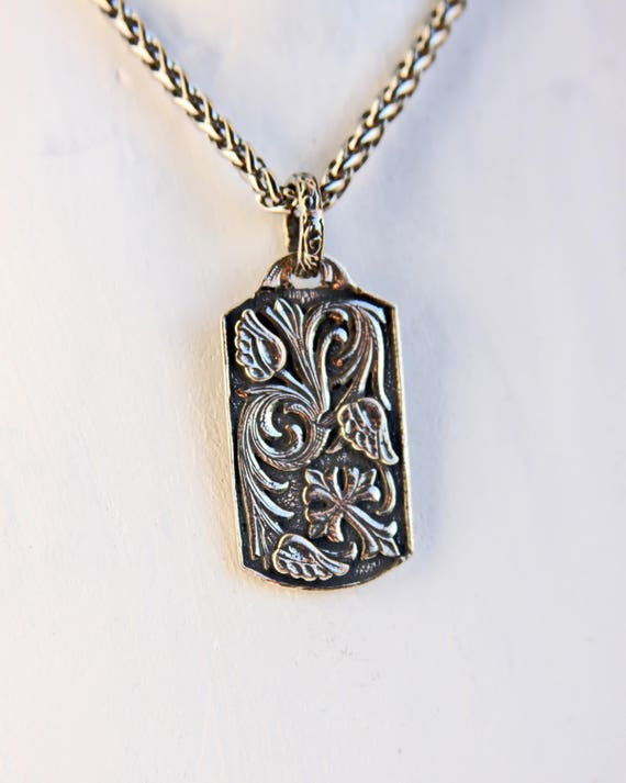 rockin out jewelry rockin out jewelry cross tag sterling 4978
