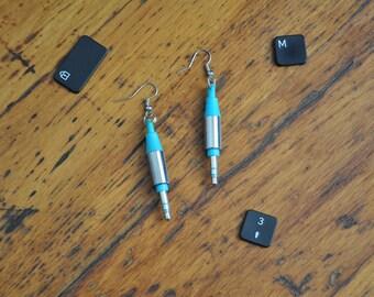 Geek earrings