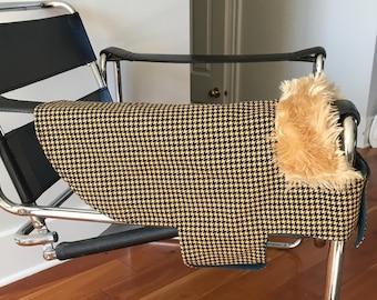 Houndstooth Dog Jacket