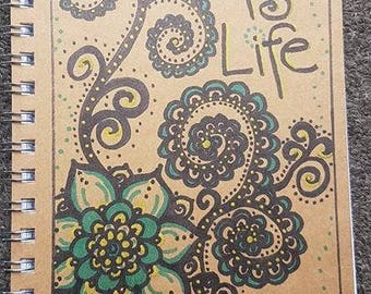 Art is Life Sketchbook