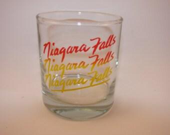 Niagara Falls Glass