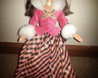 Winter Rhapsody Barbie
