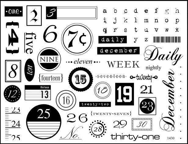 unmounted rubber stamp plate numbersletters text signs money