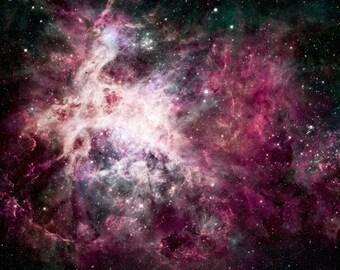 Universe Digital Photo - Universe Photo - Galaxy Photo - Square - Digital Photo - Digital Download - Instant Download - Nursery Wall Decor