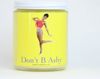 Don't B Ashy Body Butter-RENAISSANCE/ Lemongrass & Rosemary Holiday Gift