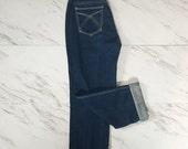 Vintage dark denim jeans ...