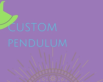 Custom Pendulum