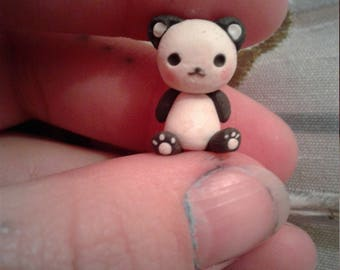 Kawaii panda bear