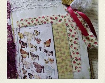 Shabby - the little butterflies spirit Art Book