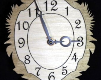 Wall clock 8 by 10 inch