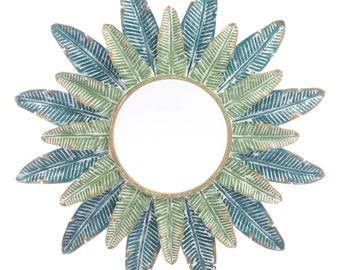 Tropic Mirror Green