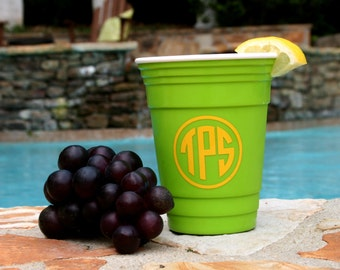 Solo Cup Reusable Personalized Insulated