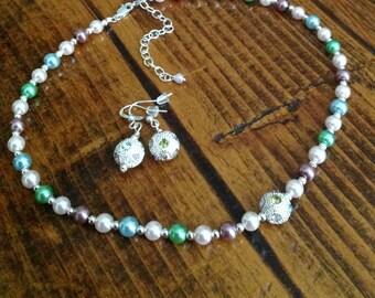 Spring Forward Necklace Set