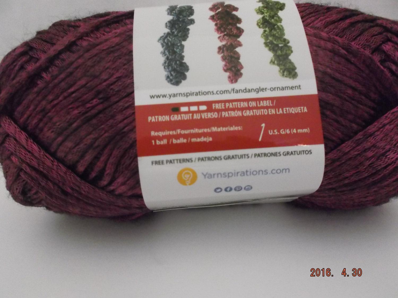 Encantador Patons Metallic Yarn Knitting Patterns Galería - Manta de ...