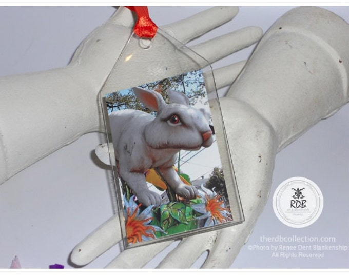 Hopping Down the Bunny Trail Bookmark