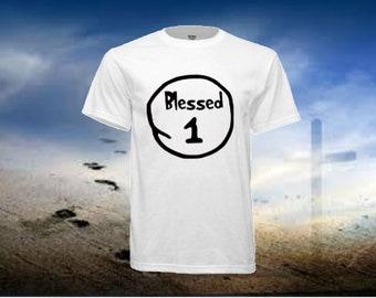 Blessed 1 Tshirt