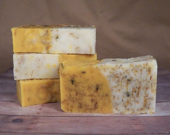 Citrus Splash, All Natural, Cold Process Soap