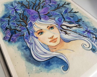Jewel - 8x10 Print